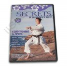 VD6783A Secrets Champion Karate Conditioning Speed Training DVD Elisa Au women girls tkd