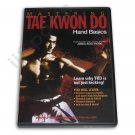 VD6719A Mastering Tae Kwon Do Hand Basics Intro DVD Grandmaster Park korean karate tkd