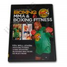VD7011A  Mastering Boxing MMA & Fitness DVD Heavyweight Champ Ray Mercer