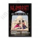 VD6922A Kalarripayatt India Ancient Martial Art Training DVD Indian budo weapons swords
