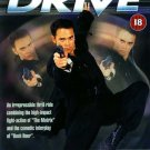VD9001A Drive movie DVD Mark Dacascos sci fi martial arts