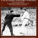 "VO2000A Bruce Lee 1"" & 3"" Power Punch DVD James DeMile seattle wing chun do jun fan"