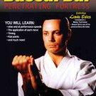 VD7056A Bassai Dai Shotokan Karate DVD Kata King Louis Estes penetrating fortress