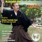 VD7081A Japanese Wadokai Wado Ryu Karate 3 DVD Set Master Ajari Hironori Otsuka