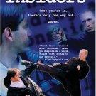 VD7085A Insiders martial arts movie DVD hitman action adventure