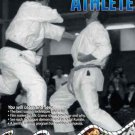 VD7103A The Karate Athlete DVD Ian McCranor how to score in kumite sparring tournaments