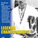 VD7115A 1st European Legend Karate Championship DVD kata kumite