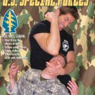 VD7129A US Special Forces H2H Elbows Weapon Self Defense DVD Foley military combat