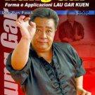 VD7135A Hung Gar Kung Fu Forms & Applications DVD Lee Yun Fook tiger & crane