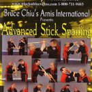 VD7160A Arnis Advanced Stick Sparring Left on Right DVD Chiu filipino martial arts
