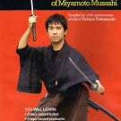 VD7172A Samurai Sword of Miyamoto Musashi Ni Ten Ichi Ryu DVD Takanashi fighting cutting