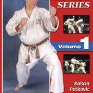 VD7175A Classic Shotokan Karate Kumite DVD Petkovic european french JKA sparring