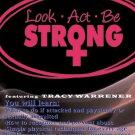 VD7210A Look Act Be STRONG Women Self Defense DVD Warrener san ki do