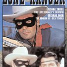 VD7212A Lone Ranger Vol. 2 DVD TV Episodes 3 Lone Ranger Triumph, 4 Legion of Old Timers