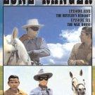 VD7213A Lone Ranger Vol. 3 DVD TV Episode #5 Rustler's Hideout, #6 War Horse