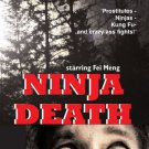 VD7238A Ninja Death I movie DVD Fei Meng kung fu action