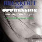 VD7254A Breakout from Oppression movie DVD Fonda Lynn 1978 thriller