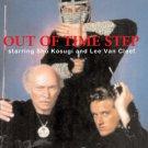 VD7259A Out of Time Step movie DVD Sho Kosugi, Lee Van Cleef