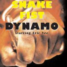 VD7270A The Snake Fist Dynamo movie DVD Eric Yee Kung Fu Action