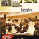 VD7292A 1950s Walter Cronkite You Are There TV Invasion D-Day & Liberation of Paris DVD