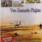 VD7302A 1950s Walter Cronkite You Are There TV - Two Dramatic Flights DVD Wright Bros
