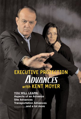 VD7306A WPG Executive Protection Advances DVD Kent Moyer bodyguard weapons