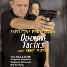 VD7307A WPG Executive Protection Defensive Tactics DVD Kent Moyer bodyguard weapons