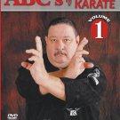 VD7314A ABCs Of Ed Parker Kenpo Karate #1 DVD Frank Trejo martial arts