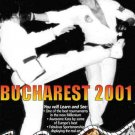 VD7104A UK vs Europe Bucharest 2001 Real Shotokan Karate Fighting Action DVD