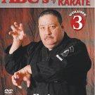 VD7316A ABCs Of Ed Parker Kenpo Karate #3 DVD Frank Trejo martial arts