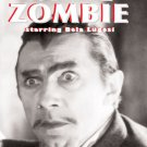 VD7325A White Zombie DVD Bela Lugosi 1932 B/W horror movie
