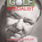 VD7331A 1930 Gold Specialist shorts DVD W.C. Fields with sound!