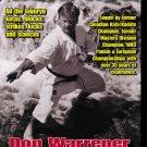 VD7375A Traditional Okinawan Goju Ryu Karate Katas Bunkai Strikes DVD Don Warrener