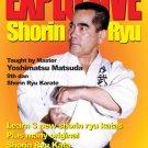 VD7376A Yoshimasa Matsuda Okinawan Explosive Shorin Ryu Karate Do Katas DVD