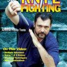 VD7380A Brazilian Knife Fighting Cangaceiro Martial Arts DVD Testa Desert Rattle Snake