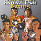 VD7423A Thai Art of Muay Thai Boxing DVD 4 Thailand fighters kickboxers