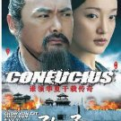 VD7526A Confucius movie DVD Chow Yun Fat Kung Fu action