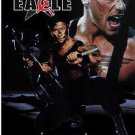 VD7533A Black Eagle movie DVD kung fu action 2013 Jean-Claude Van Damme, Sho Kosugi