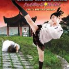 VD7534A High Kick Girl movie DVD Fuyuhiko Nishi 2009 beautiful martial artist