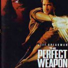 VD7549A The Perfect Weapon movie DVD Jeff Speakman 2013
