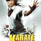 VD7559A Karate Girl movie DVD Rina Takeda 2012 japanese martial arts action