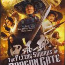 VD7564A Flying Swords of Dragon Gate DVD Jet Li kung fu action movie