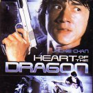 VD7573A Heart of The Dragon movie DVD Jackie Chan Sammo Hung kung fu action