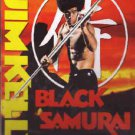 VD7578A Black Samurai Agent of the Dragon movie DVD Jim Kelly martial arts action