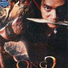 VD7516A Ong Bak #2 DVD Tony Jaa 2013 muay thai martial arts action