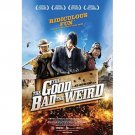 VD7514A The Good Bad and The Weird DVD Kang-ho Song  asian western comedy 2013