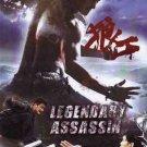 VD7513A Legendary Assassin DVD Wu Jing Hong Kong martial arts action 2008