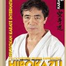 VD7117A Kanazawa Shotokan Karate International DVD Tekki Nijushiho kumite