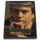 VD6872A  Israeli Kapap Krav Maga Panim El Panim Training Face to Face DVD Avi Nardia