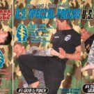 VD7623A  US Special Forces H2H 5 Combat Martial Arts DVD Set Lt Colonel Foley